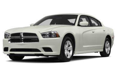 3/4 Front Glamour 2013 Dodge Charger