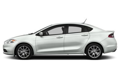 90 Degree Profile 2013 Dodge Dart