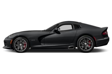 90 Degree Profile 2013 Dodge SRT Viper