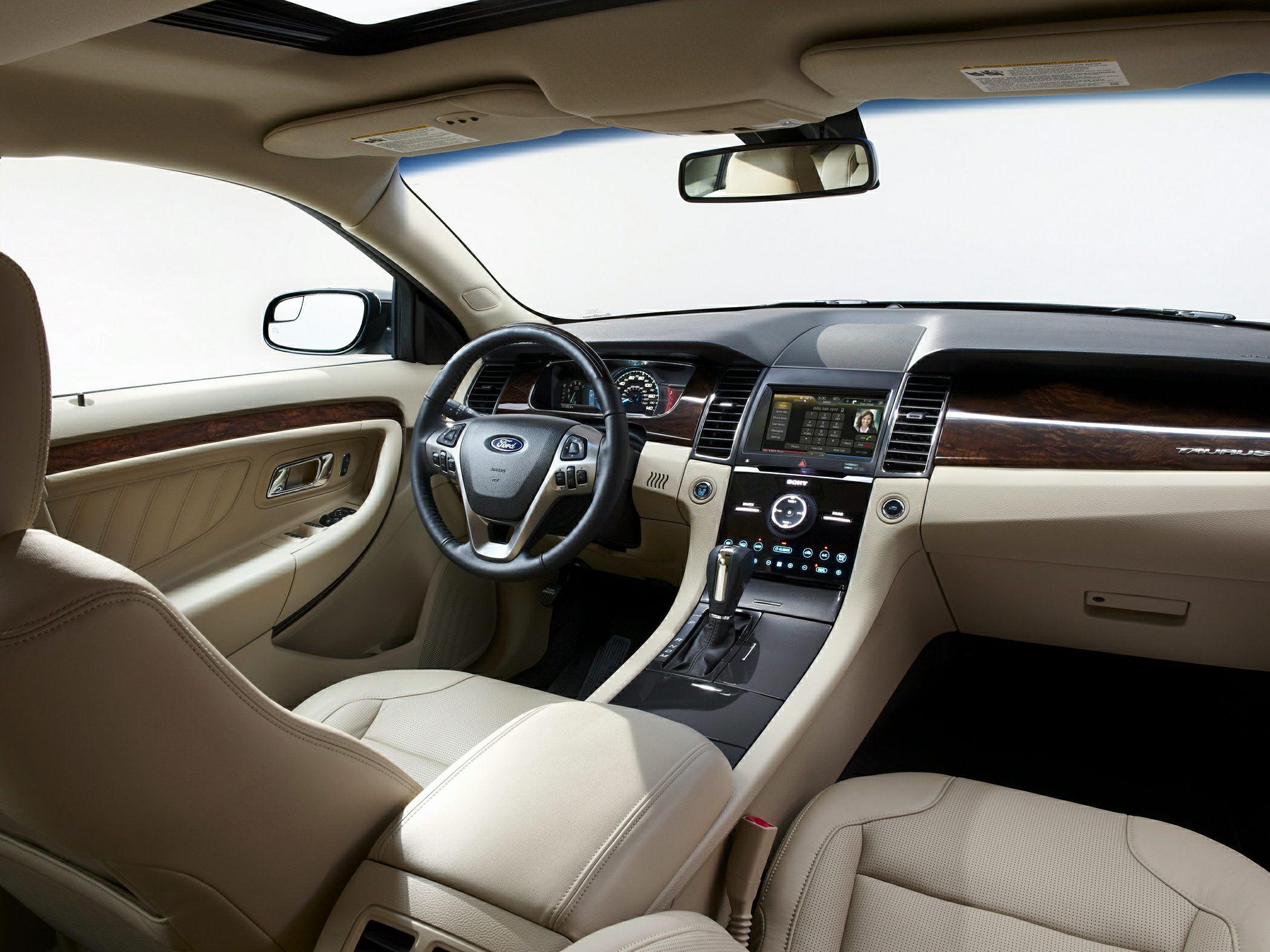 Ford Taurus sixth generation  Wikipedia