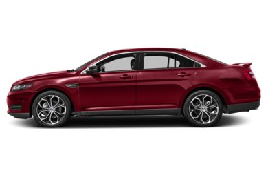 2014 Ford Taurus Specs Safety Rating  MPG  CarsDirect