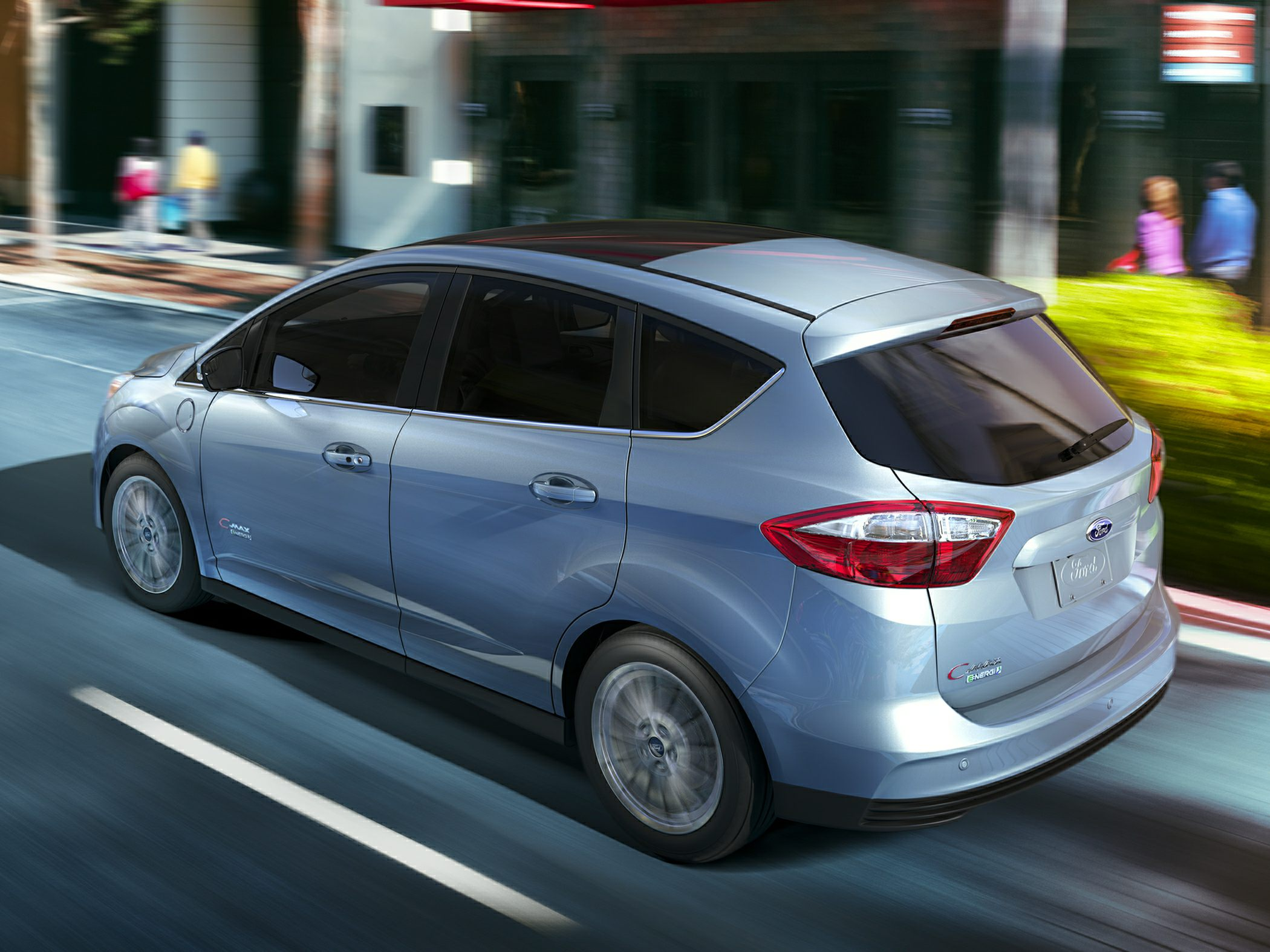 2014 Ford C-Max Energi Glam