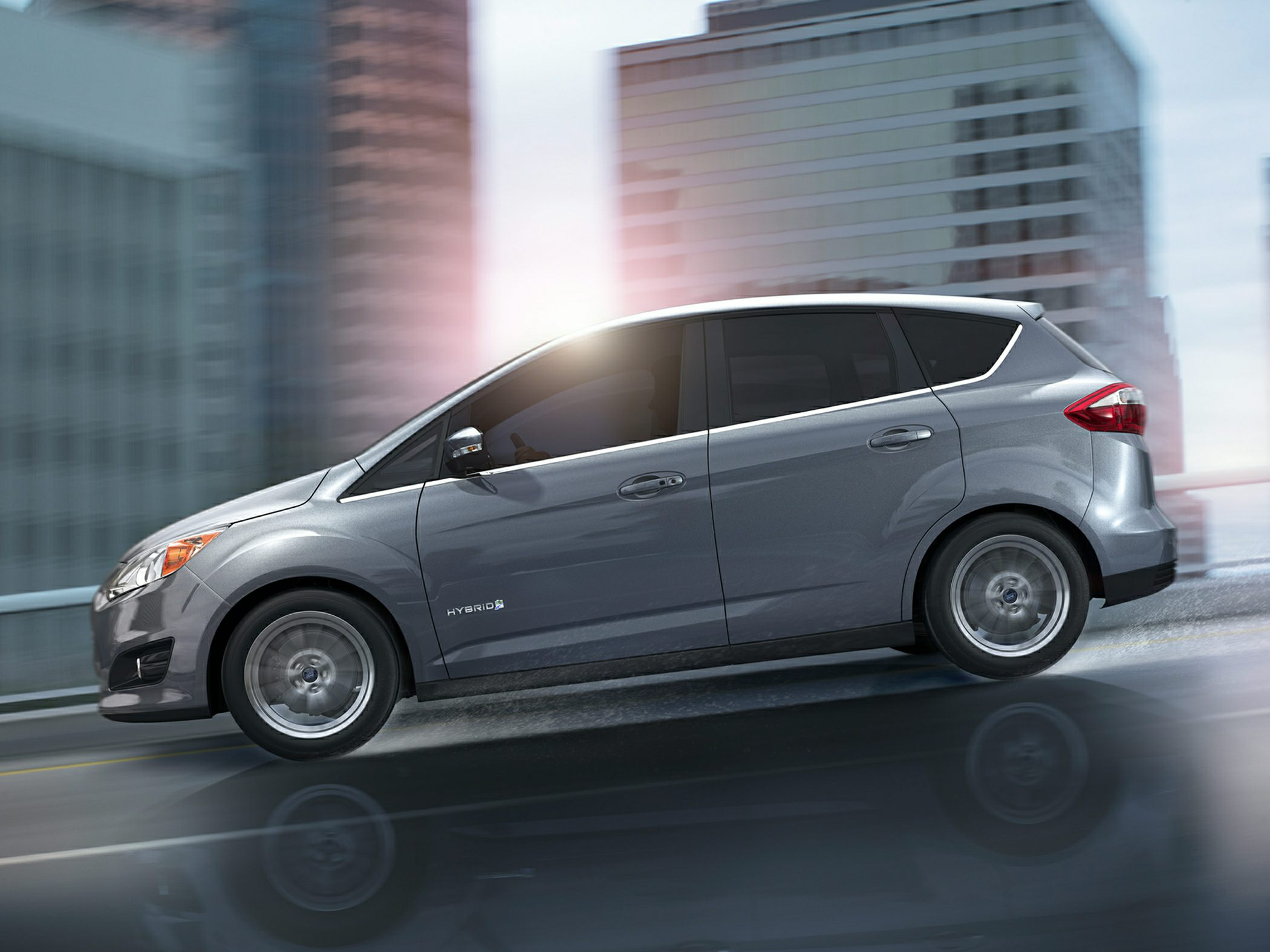 2014 Ford C-Max Hybrid Glam