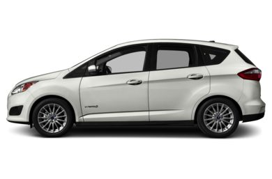 90 Degree Profile 2013 Ford C-Max Hybrid