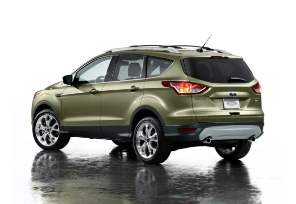 2014 ford escape pictures photos carsdirect for Ford escape exterior colors 2014