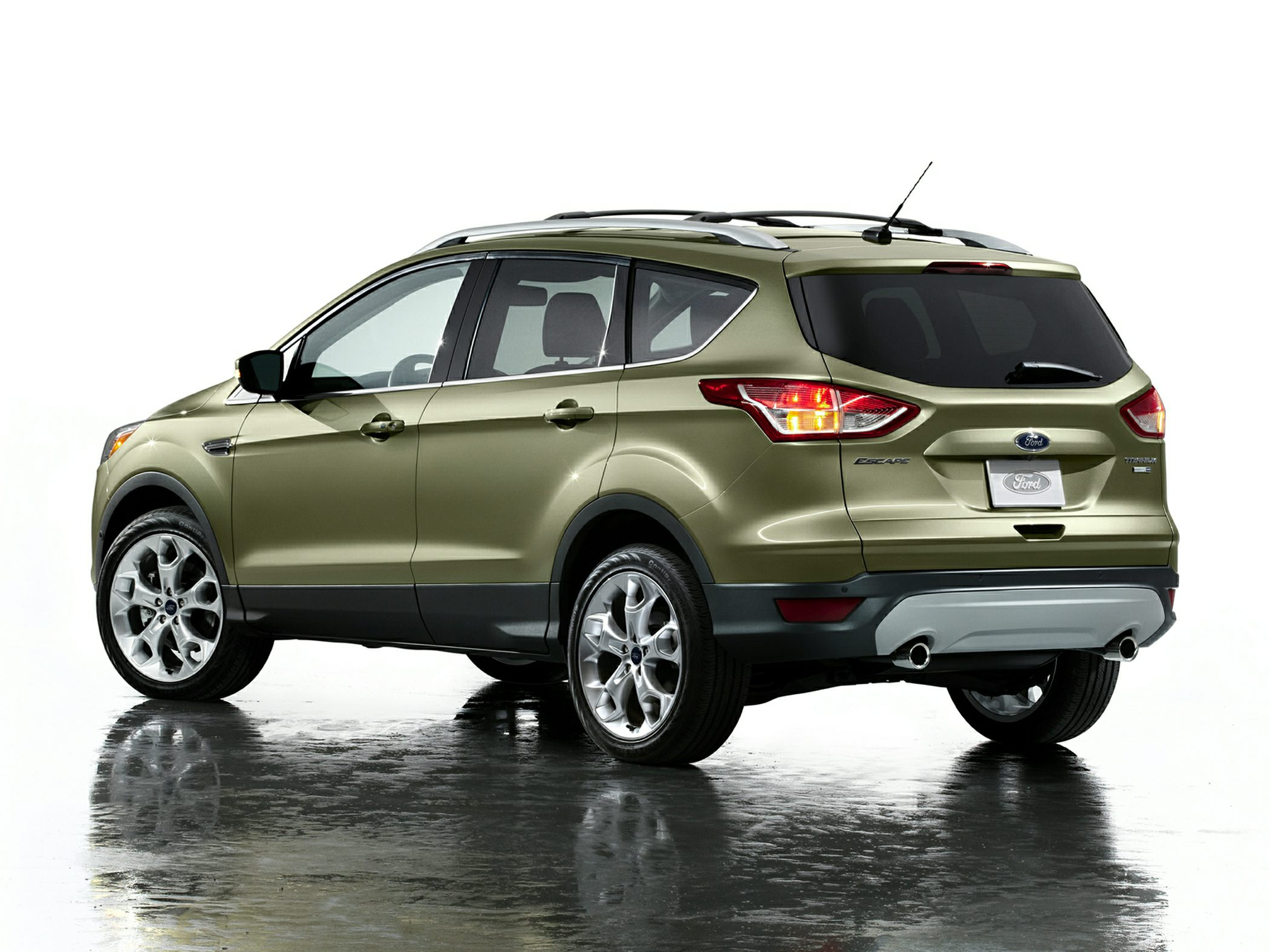Ford Escape Colors >> See 2015 Ford Escape Color Options Carsdirect