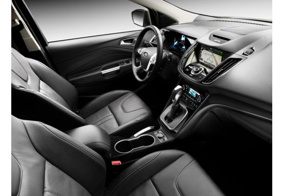 2014 ford escape pictures photos carsdirect - Ford escape exterior colors 2014 ...