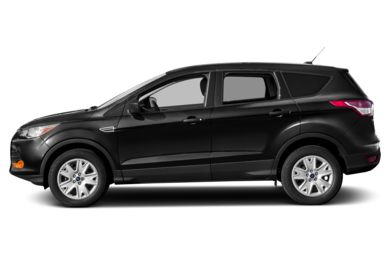 90 Degree Profile 2014 Ford Escape