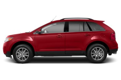 90 Degree Profile 2013 Ford Edge