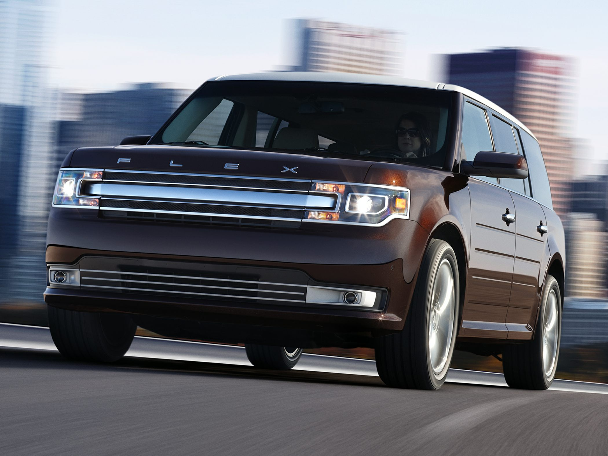 2014 Ford Flex Glam