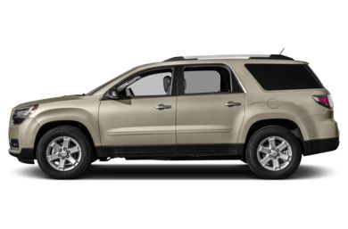 90 Degree Profile 2013 GMC Acadia