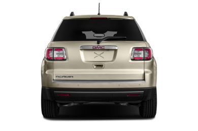 Rear Profile  2013 GMC Acadia