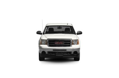 Surround Front Profile  2013 GMC Sierra 1500 Hybrid