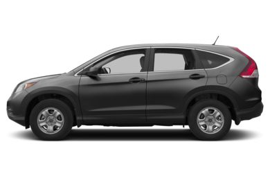 90 Degree Profile 2013 Honda CR-V