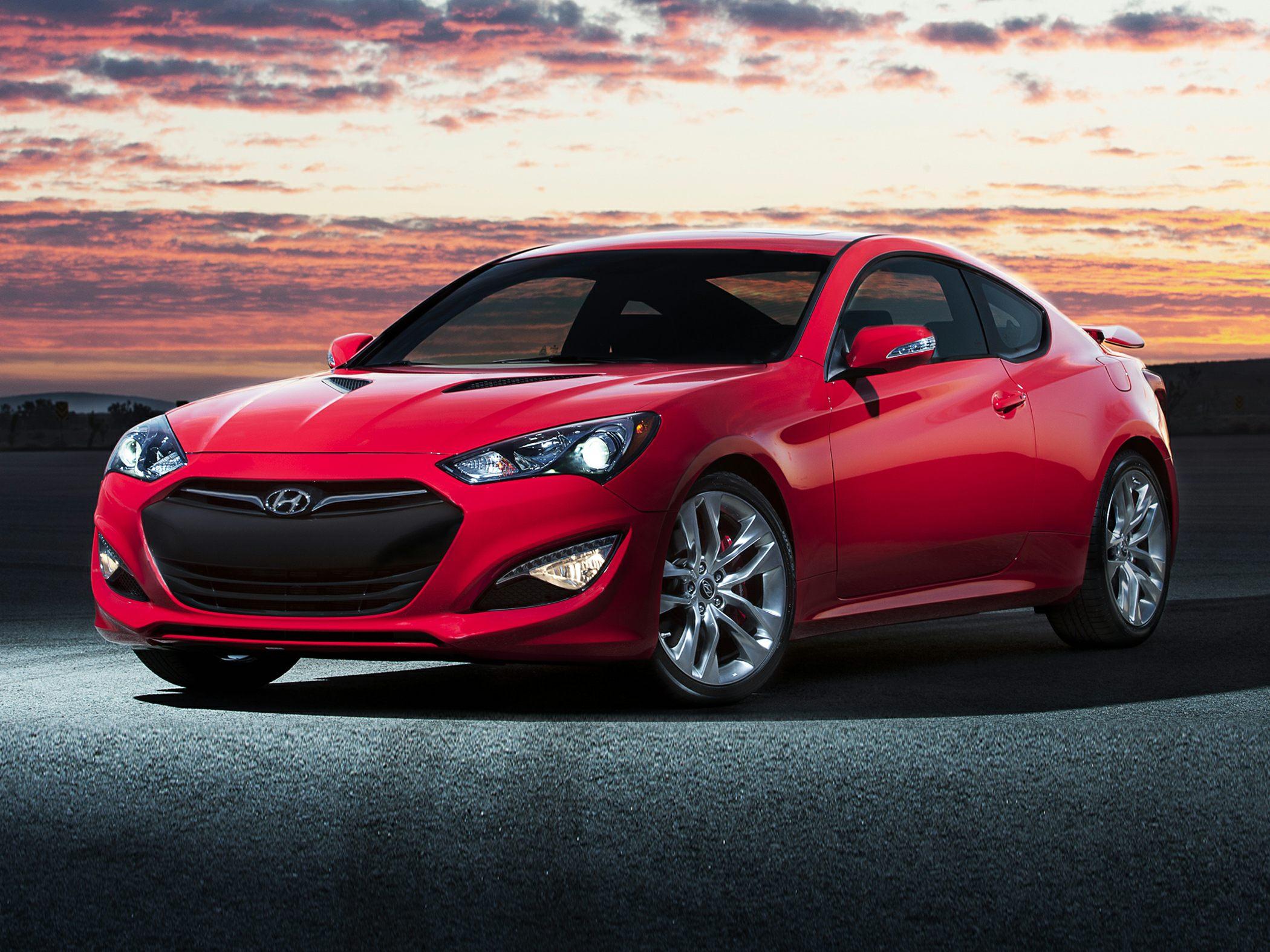 2014 Hyundai Genesis Coupe Glam