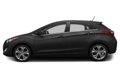 90 Degree Profile 2013 Hyundai Elantra GT