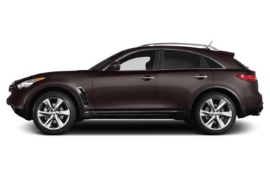 90 Degree Profile 2013 INFINITI FX50