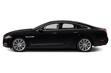 90 Degree Profile 2013 Jaguar XJ