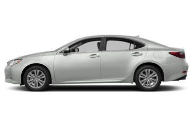 90 Degree Profile 2014 Lexus ES 350