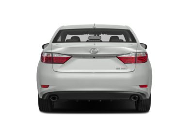Rear Profile  2014 Lexus ES 350