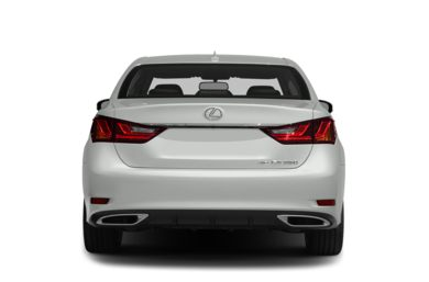 Rear Profile  2014 Lexus GS 350