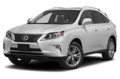 lexus rx  styles features highlights