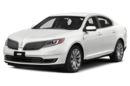 3/4 Front Glamour 2015 Lincoln MKS