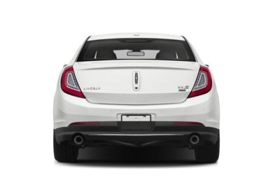 Rear Profile  2013 Lincoln MKS