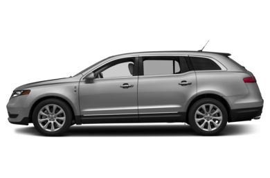 90 Degree Profile 2013 Lincoln MKT