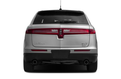 Rear Profile  2014 Lincoln MKT