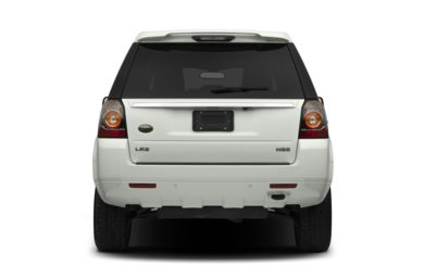 Rear Profile  2013 Land Rover LR2