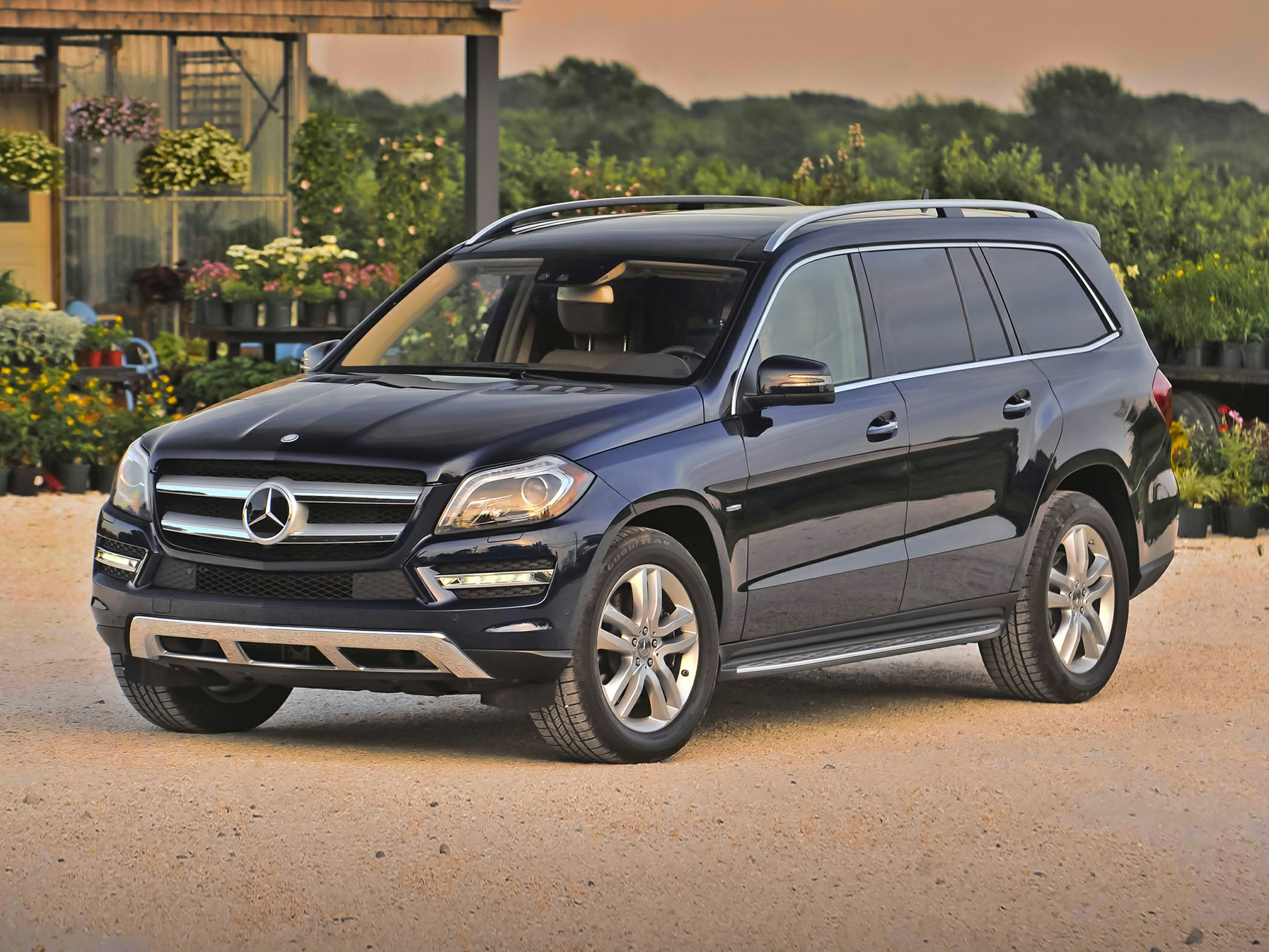 2014 mercedes-benz gl450