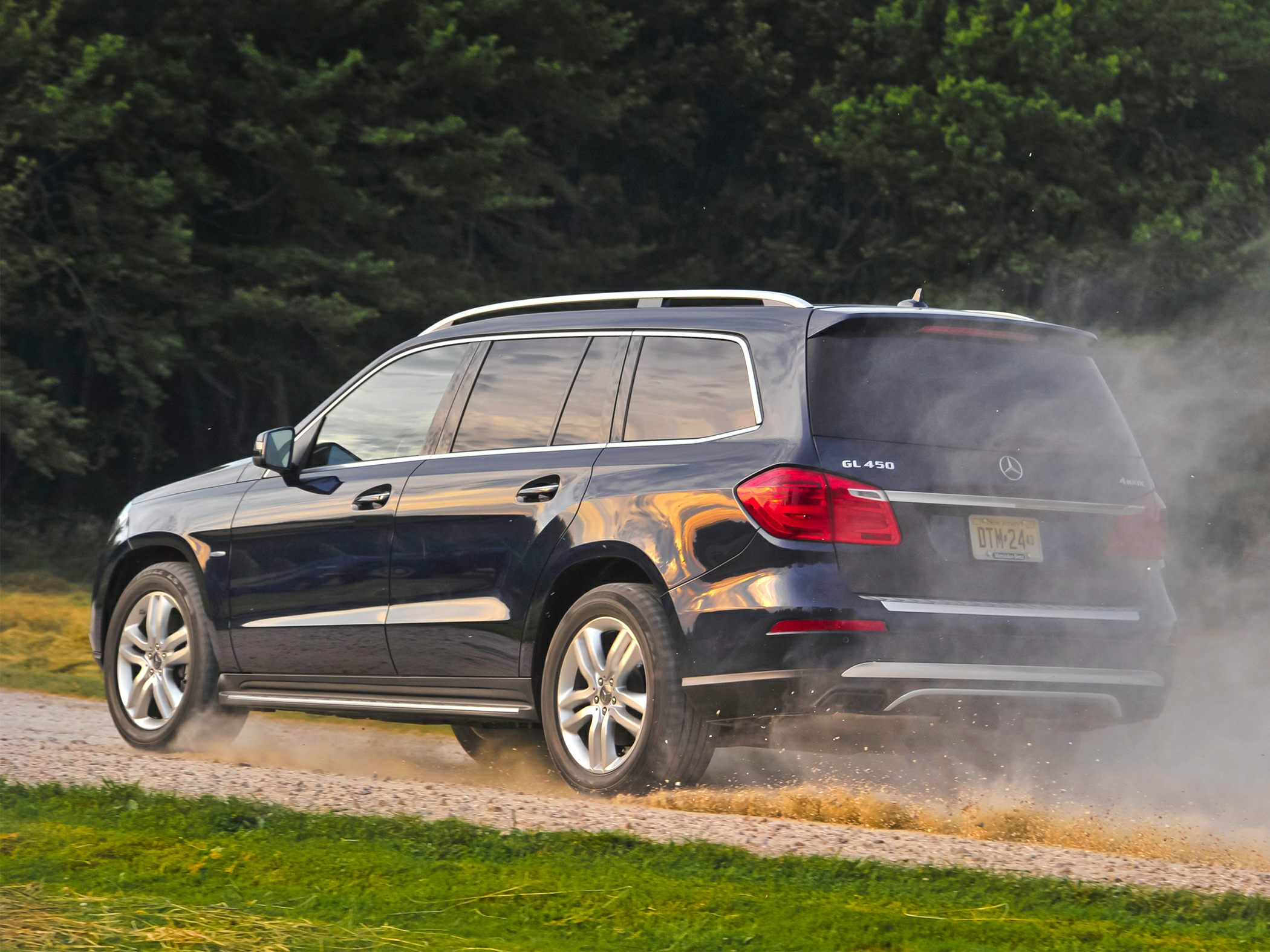 2016 mercedes benz gl450 styles features highlights