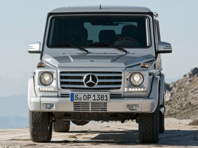 oem exterior 2013 mercedes benz g550 - 2013 Mercedes Benz G550