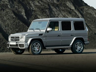OEM Exterior Primary  2013 Mercedes-Benz G63 AMG