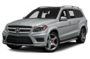 3/4 Front Glamour 2015 Mercedes-Benz GL63 AMG