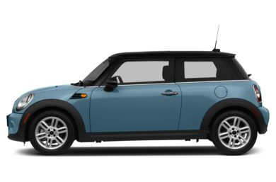 90 Degree Profile 2013 MINI Hardtop
