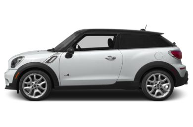 90 Degree Profile 2013 MINI Paceman