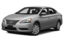 3/4 Front Glamour 2015 Nissan Sentra