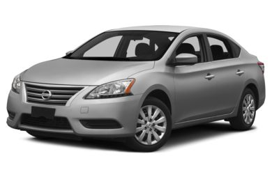 3/4 Front Glamour 2014 Nissan Sentra