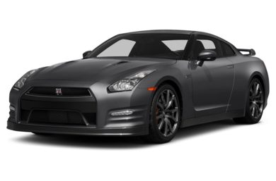 3/4 Front Glamour 2013 Nissan GT-R