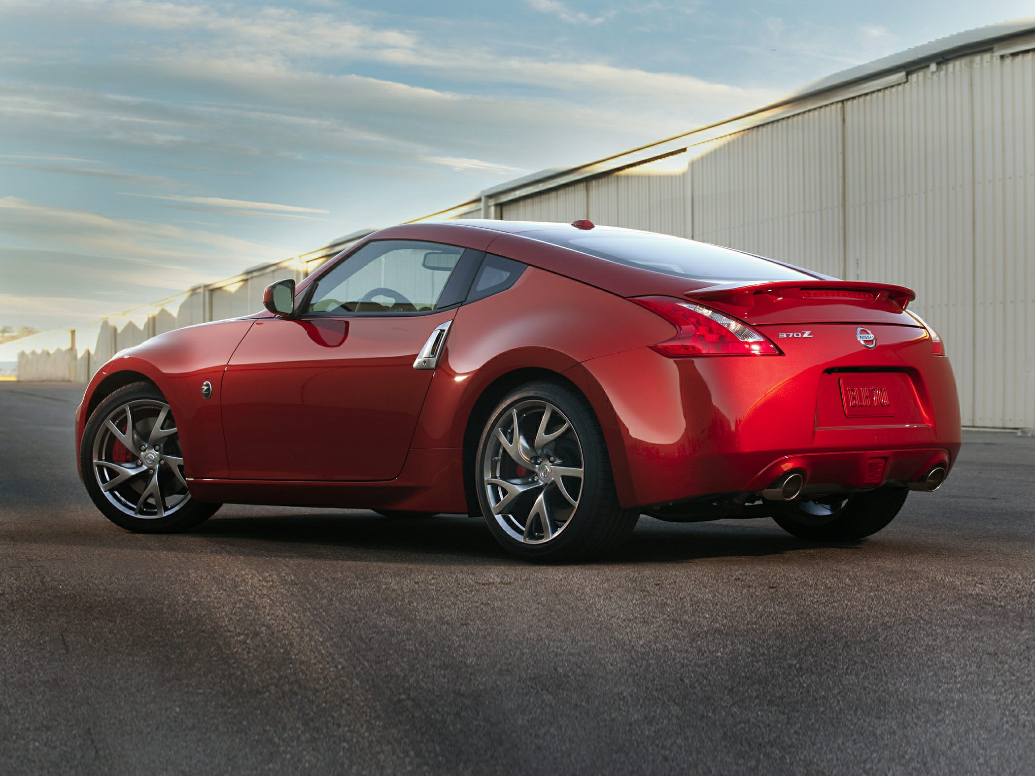 2016 Nissan 370Z Styles & Features Highlights