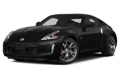 3/4 Front Glamour 2013 Nissan 370Z