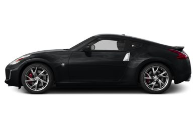 90 Degree Profile 2013 Nissan 370Z