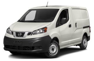 3/4 Front Glamour 2013 Nissan NV200