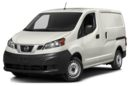 3/4 Front Glamour 2018 Nissan NV200