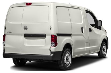 3/4 Rear Glamour  2013 Nissan NV200