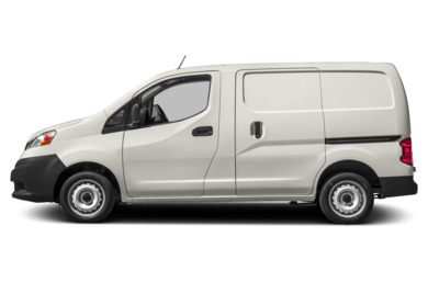90 Degree Profile 2013 Nissan NV200