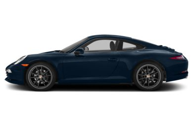 90 Degree Profile 2013 Porsche 911