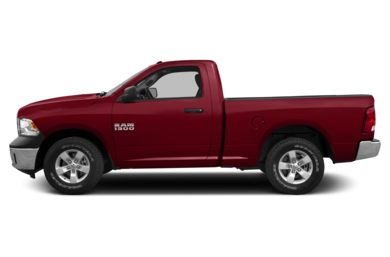 90 Degree Profile 2013 RAM 1500